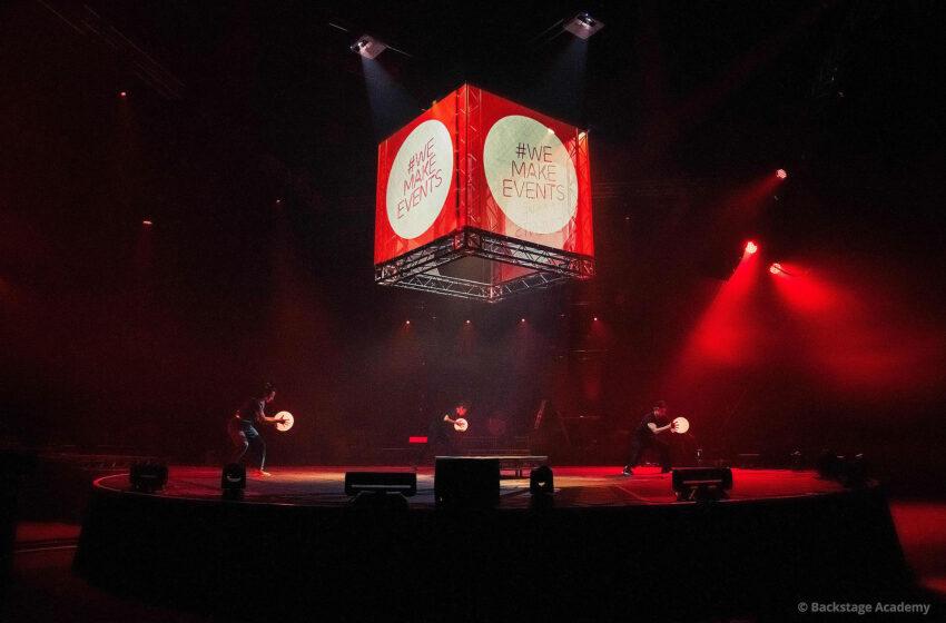 Riedel en Backstage Academy werken samen om de volgende generatie live-evenementprofessionals voor te bereiden
