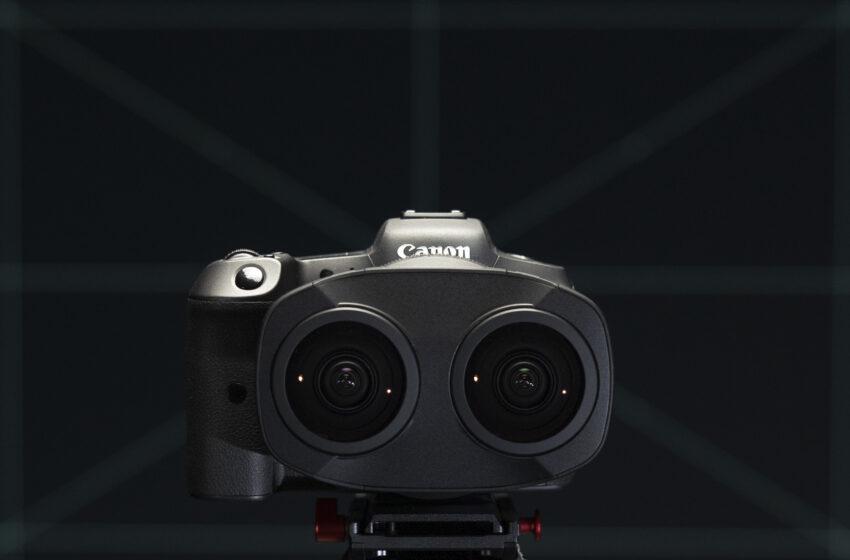 Het nieuwe, revolutionaire EOS VR SYSTEM biedt 's werelds eerste1 verwisselbare lens voor VR180°-opnamen met digitale camera's met één sensor