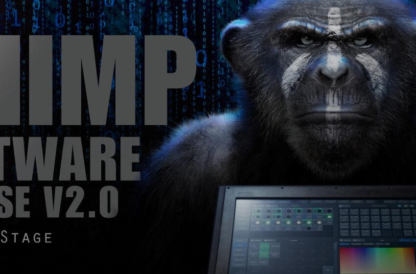 Infinity introduceert Chimp V2.0 Software